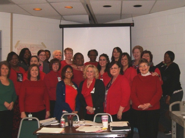 Lancaster Wear RED day 002