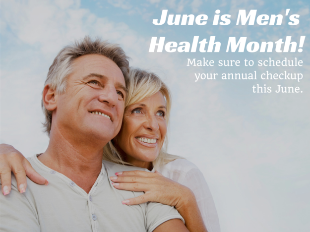 men%27s health month