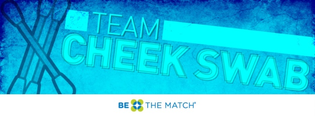 Team Cheek Swab - Be The Match
