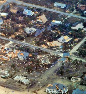 Communities across South Carolina were devastated after the historic hurricane made its way inland.
