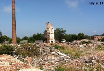 Kitson Mill Before July 2011