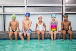 iStock_51595250_XXLARGE cute kids swim class