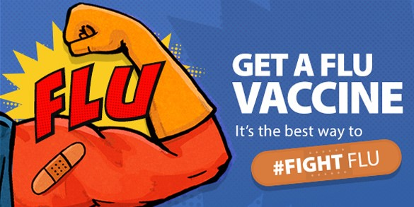 When Is The Best Time To Get Your Flu Vaccine Now Live Healthy S C