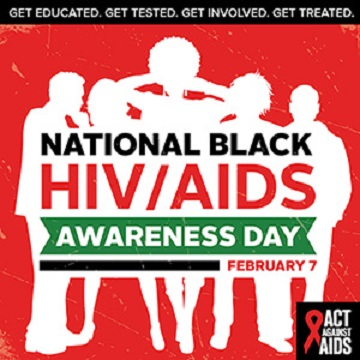 National Black Hiv Aids Awareness Day Live Healthy S C