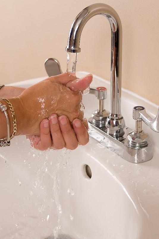 Handwashing CDC Photo