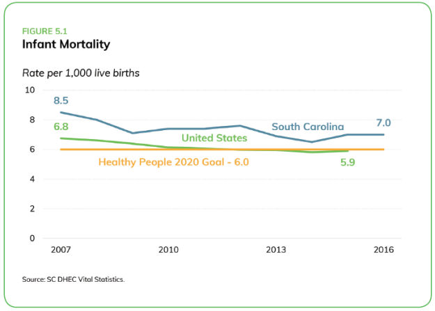 Infant Mortality_SC Health Assessment